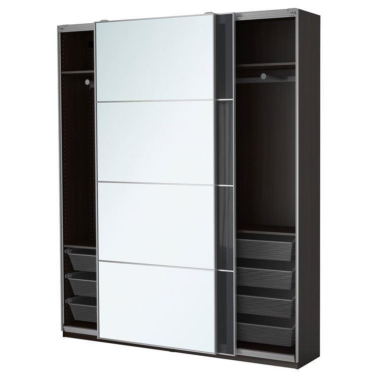 Ikea Teppich Hampen Waschen ~ Schrank IKEA Pax und Schreibtisch IKEA  Spedingo com