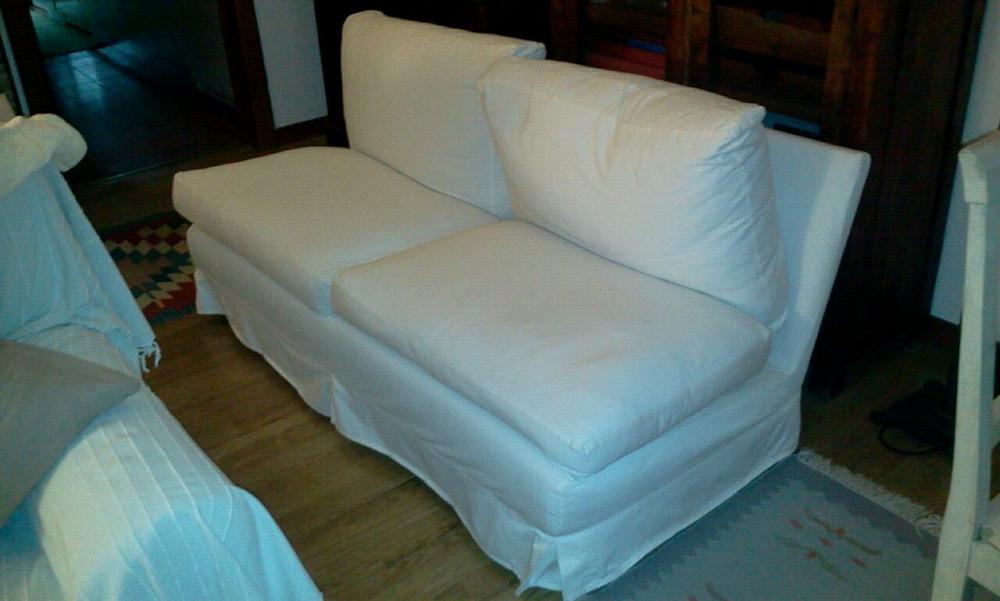 divano 150 cm x 85 senza braccioli da milano a sorrento | Spedingo.com