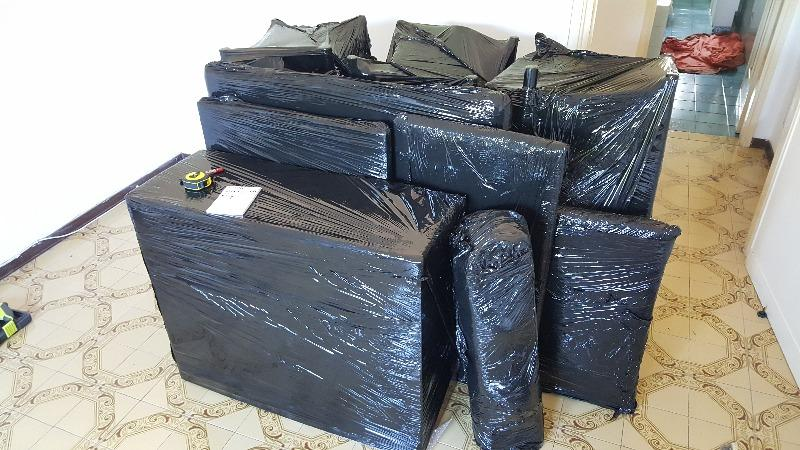 Trasporto piccoli mobili già smontati milano catania  Spedingo.com